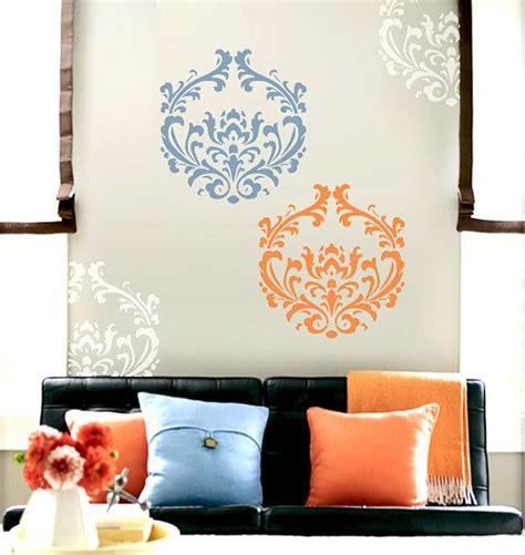 damask home decor marceladick