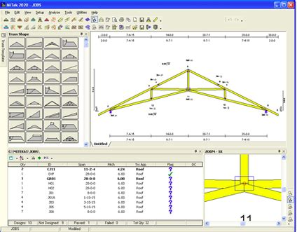laser truss layout charlotte wood truss manufacturing cutting building