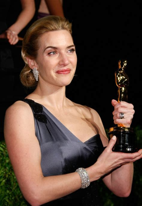 Kate Winslet Gets For Vanity Fair by Vanity Fair Oscars Kate Winslet Photo 4562599