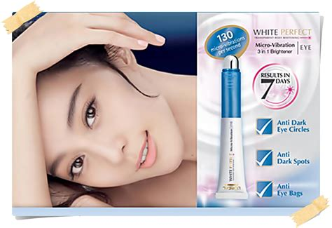 L Oreal White Eye l oreal white microvibration eye brightener review