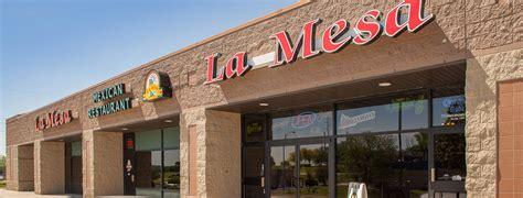 nebraska restaurants la mesa mexican restaurant in omaha ne 402 496 1