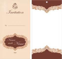 Wedding card design free vector in encapsulated postscript eps eps