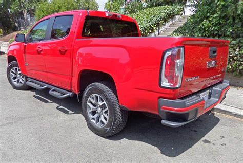 gmc canyon bed size iveho 2015 gmc canyon 4wd crew cab short bed all terrain
