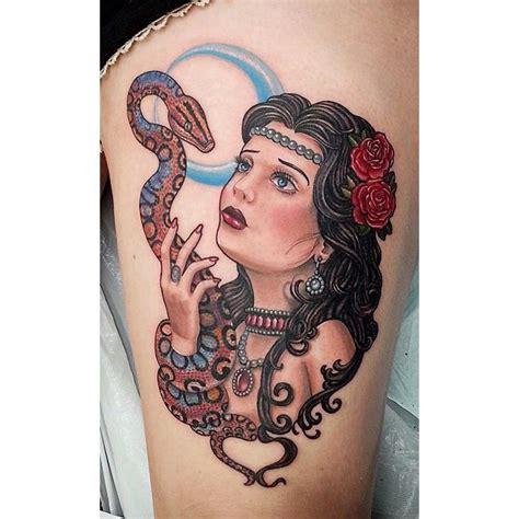 tattoo kit houston girl and a brazilian rainbow boa tattoo on candice stark