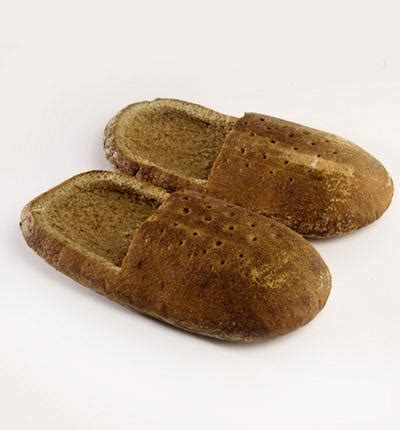 bread loaf slippers bread slippers more