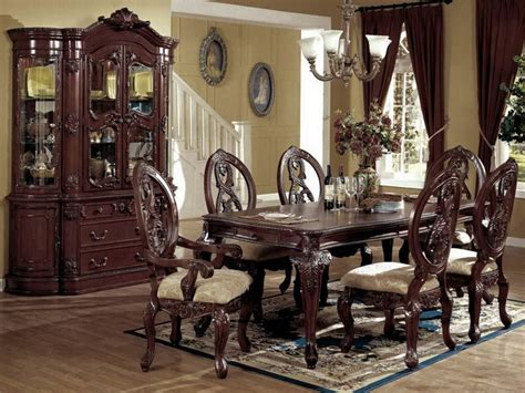 Elegant Formal Dining Room Sets Formal Living Room Living Room And Dining Room Sets