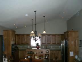 Cheap Kitchen Lighting Ideas Vaulted Ceiling Lighting Www Galleryhip Com The