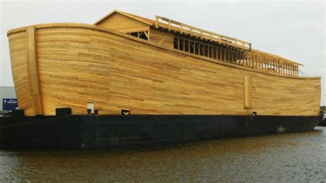 how to make a boat ark johan s ark prepares for its maiden voyage gizmodo australia