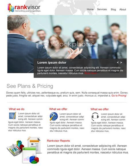 creating website tutorial video how to create clean corporate website tutorial in