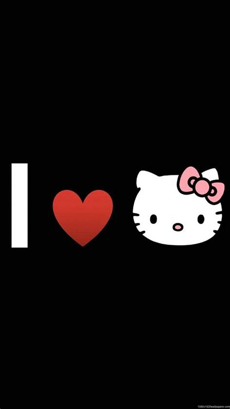 hello kitty wallpaper for xperia hello kitty red wallpaper 57 images