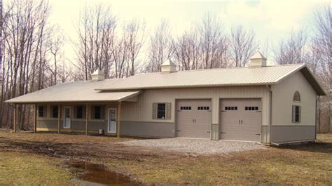 pole barn homes by parco in newfane ny pole barn homes