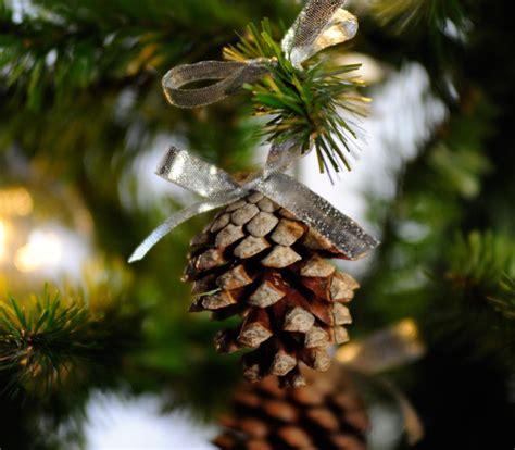 decorare pigne x natale pigne per albero di natale ze47 pineglen