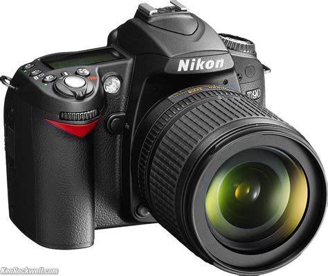 Spek Dan Kamera Nikon D90 cari nikon 6 jutaan pilih d90 atau d5100 kit