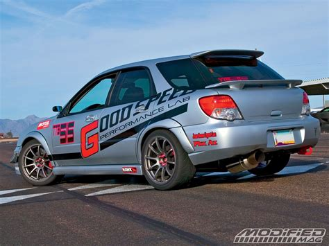 modified subaru impreza hatchback 2004 subaru impreza wrx wagon modified magazine