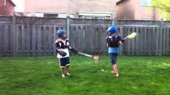 Backyard Lacrosse by Backyard Lacrosse 4 Years Later