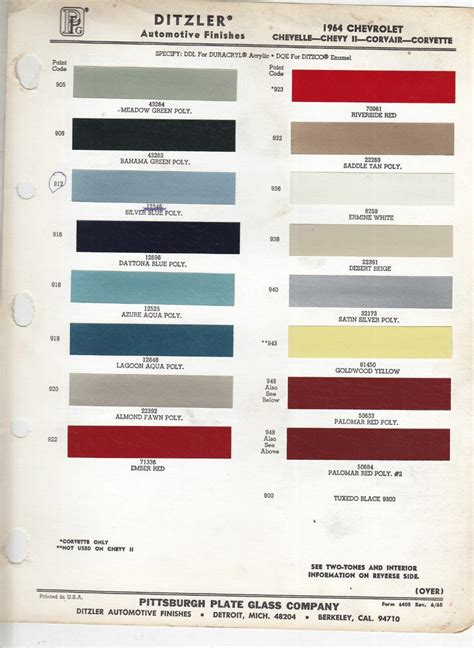 sle of html code chevy color codes 28 images 1957 chevy truck paint