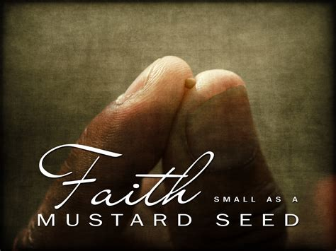 faith the the size of your faith is not the issue 171 oneclimbs