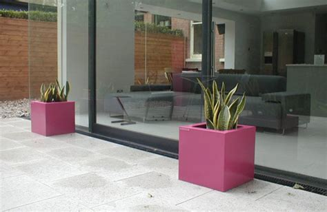 Luxury Planters by Luxury Landscape Planters Ballymena Architects