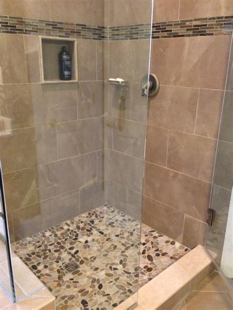 river stone bathroom come visit us at triangle tile stone bathrooms pebble