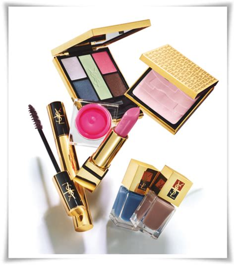 yves laurent boheme libertine makeup for 2011 musings of a muse