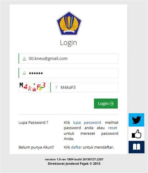 buat npwp pribadi secara online cara membuat npwp secara online update 2016 pajakbro