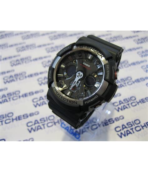 Casio G Shock Ga 200 Blw g shock ga 200 1a g shock casiowatches bg