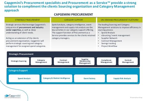 procurement category strategy template point of view category management v1 0