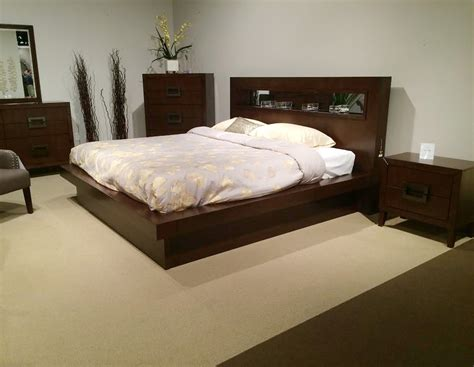 king arthur bedroom set arthur collection platform bed he17 platform beds