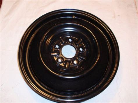 Pontiac Bolt Pattern by Find 1960 S Gm 14x5 Steel Wheel 5x4 75 Bolt Pattern Chevy