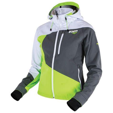 s fxr mission waterproof softshell hooded jacket