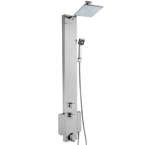 Shower Tower Systems Vigo 72 Jet Shower Tower System In