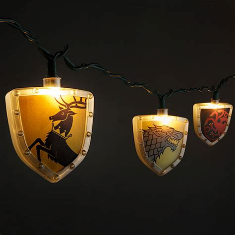 of thrones light of thrones sigil lights not so merry and