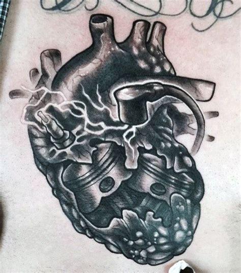 the 25 best piston tattoo ideas on pinterest rod