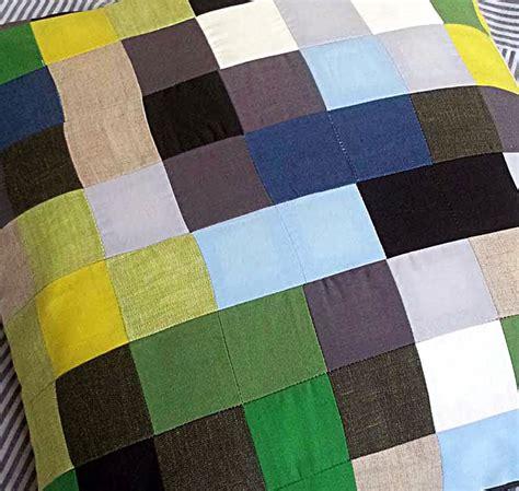 Modern Patchwork - thredhed more stashbusting modern patchwork