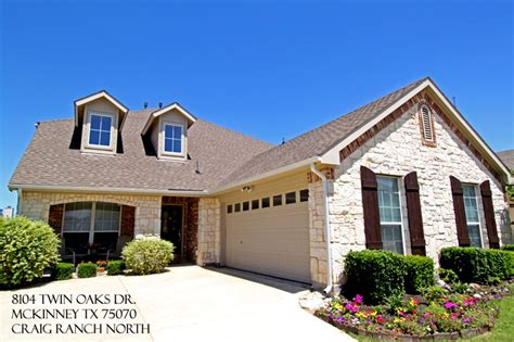 craig ranch mckinney tx home for sale 8104 oaks