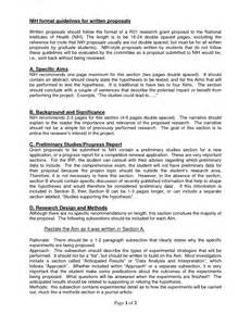 Resubmission Cover Letter by Nih Resubmission Cover Letter Exle Pdfeports178 Web