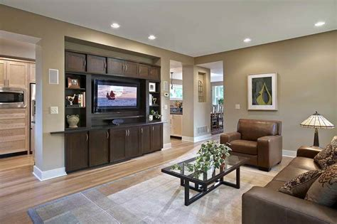 paint color for living room with brown couches living room paint color image living room