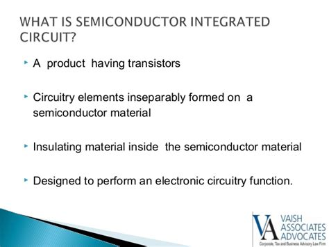 semiconductor integrated circuits layout design act 2000 india pdf law of the semiconductor integrated circuits in india by