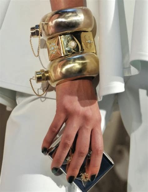 Take A Swing In Style With the Flask Bangle Bracelet   Incredible Things