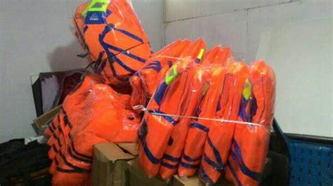 Jaket Rompi Pelung Atunas Size M jual jacket rompi pelung atunas keselamatan