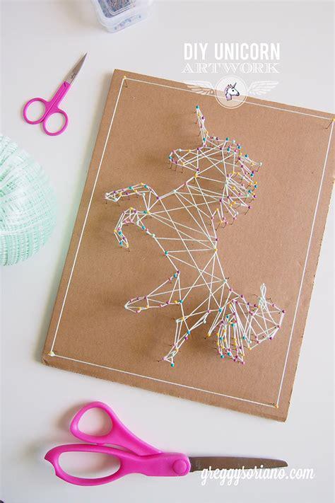 diy unicorn 15 diy unicorn crafts for free spirits and misfits