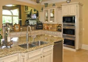Antique White Kitchen Cabinets Pictures by White Kitchen Cabinetsdecor Ideas