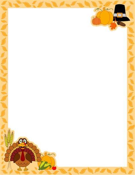 printable november stationery 101 best thanksgiving stationery images on pinterest