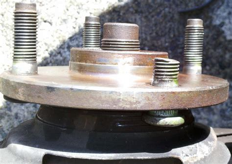replaceing a rear wheel stud on a 2010 aston martin rapide broken front wheel stud replace a broken front wheel stud on a