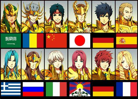 fuentes de informacin los 12 caballeros de oro 161 conoce a los nuevos caballeros de oro en saint seiya