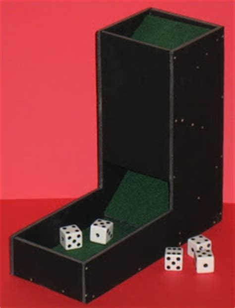 printable dice tower foamcore dice tower