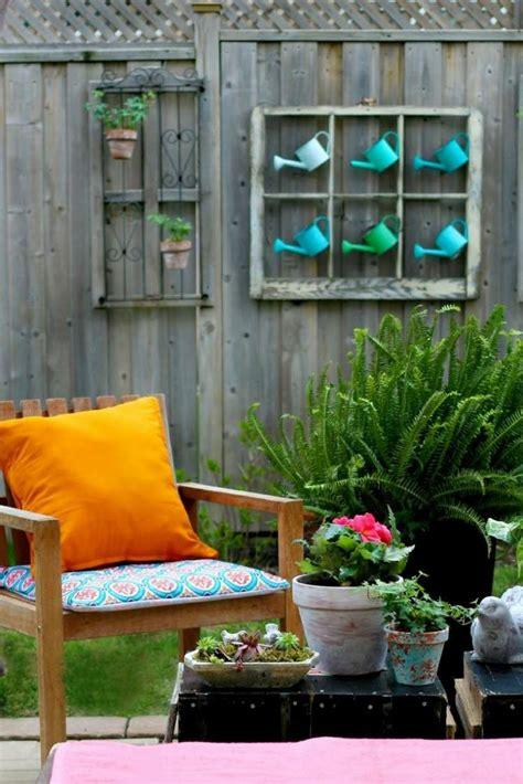 Diy Deco Jardin by D 233 Co Jardin Diy Id 233 Es Originales Et Faciles Avec Objet De