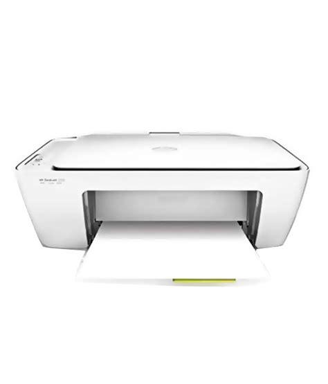 Printer Hp Deskjet 2132 buy hp deskjet 2132 all in one print scan copy in india 82659175 shopclues