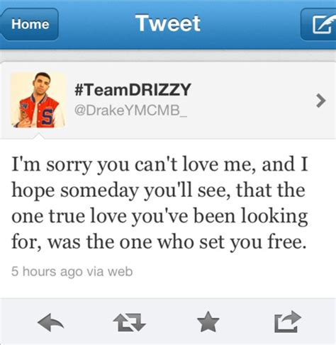 twitter drake drake quotes from twitter quotesgram drake quotes from