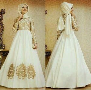 Gamis Murah Berkualitas Aplikasi Kotak Bordir Dress Muslimah Nibras model baju gamis dress muslim modern terbaru warna putih